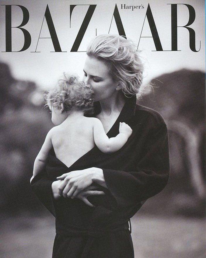 👉🏼 Weekend Mood 👈🏼#motherhood via @harpersbazaarus