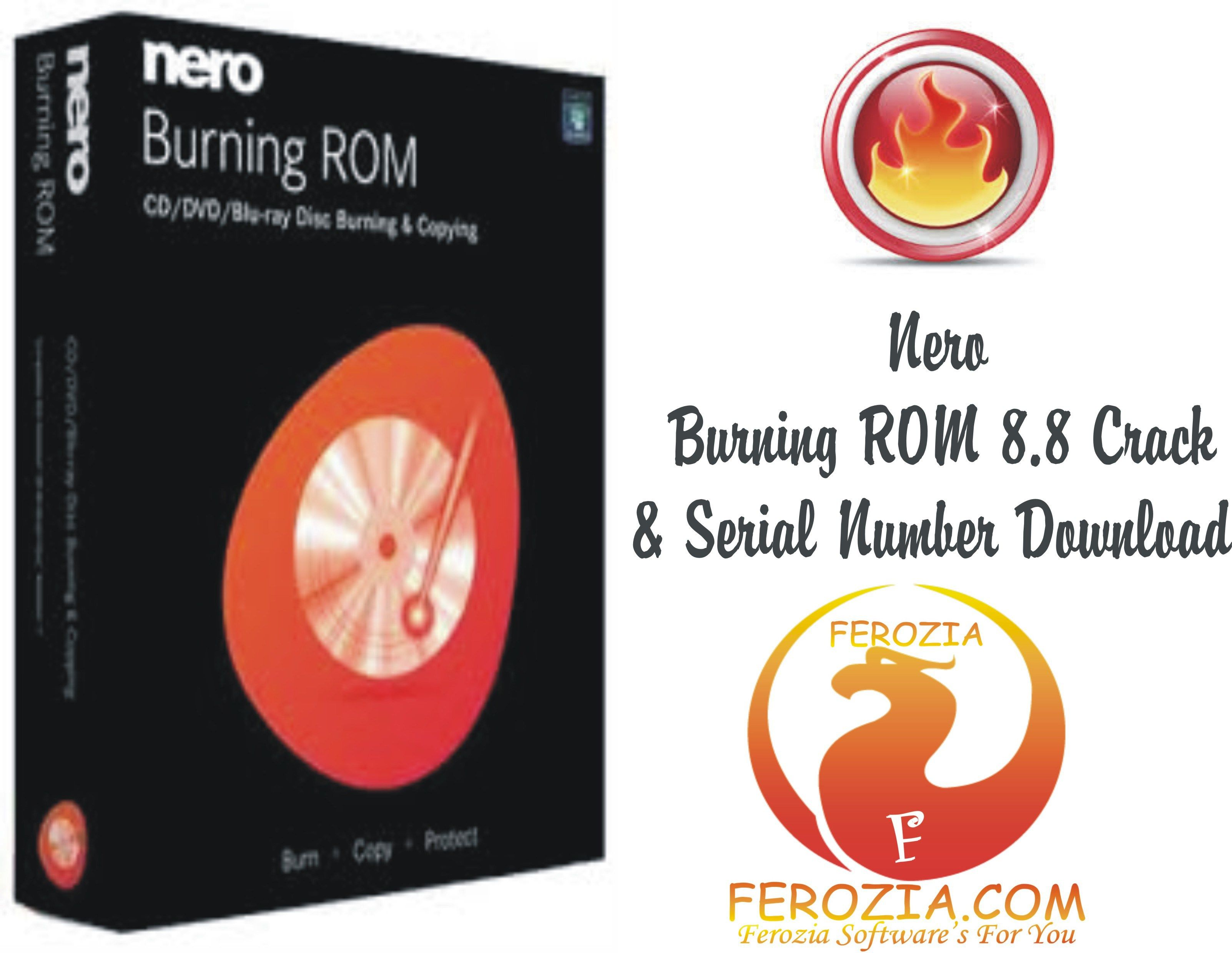 nero burning rom download crack