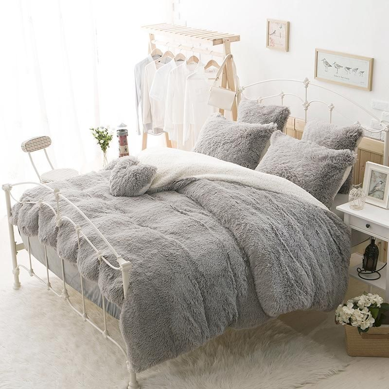 What a soft and cuddly way to enjoy cool evenings! This
