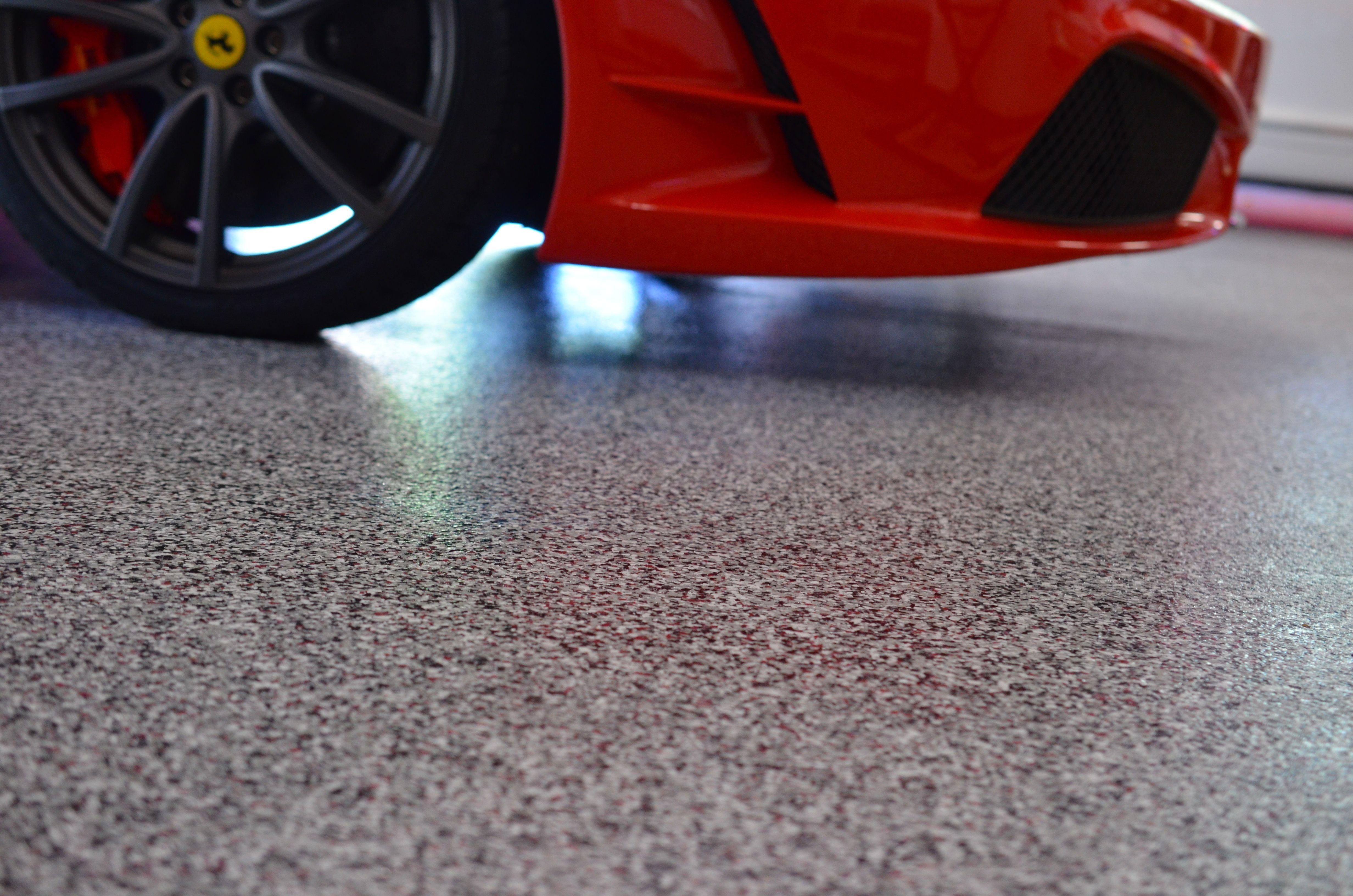 Car garage you can add garage flooring with garage floor