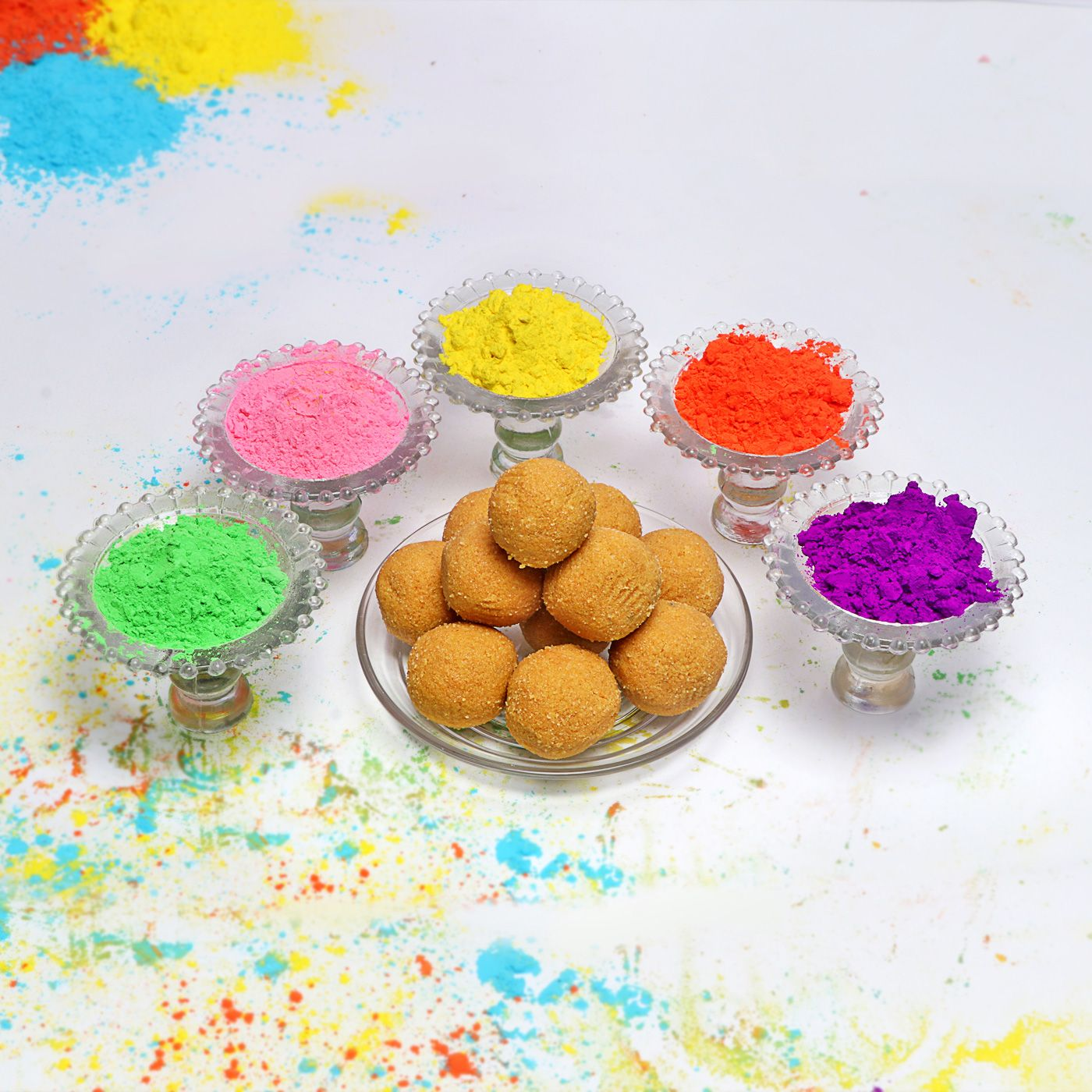 Create a stronger bond with loved ones; make new friends with gestures of love with this perfectly curated Holi hamper. #holi #happyholi #india #festival #holifestival #colors #colours #festivalofcolors #holifestivalofcolours #holihai #festivalofcolours #indianfestival #holiparty #rangbarse #celebrations #holipowder #holicelebration #colourful #holispecial #HoliGift #HoliGiftsForChildrens #GiftsForHoli #HoliGiftsForEvevryone #HoliGulal #HoliGujiya #Gujiya #GujiyaGift #HoliGiftGujiya #GujiyaLove