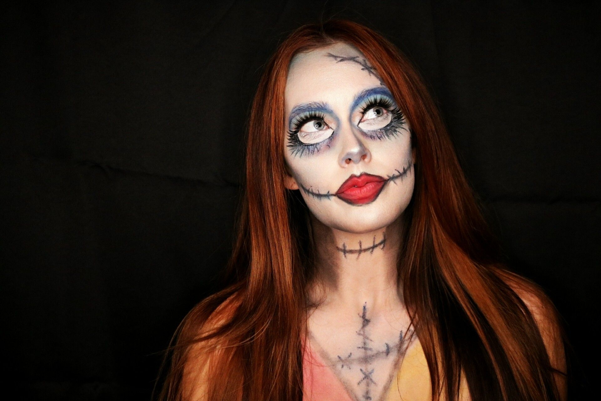Sally , nightmare before Christmas , Halloween, Halloween