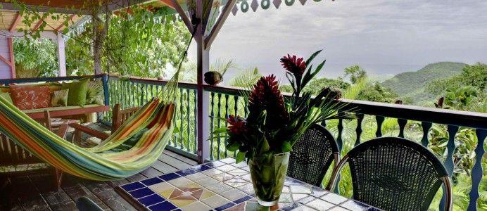 La mamoune case créole Guadeloupe des Habitations Tendacayou home