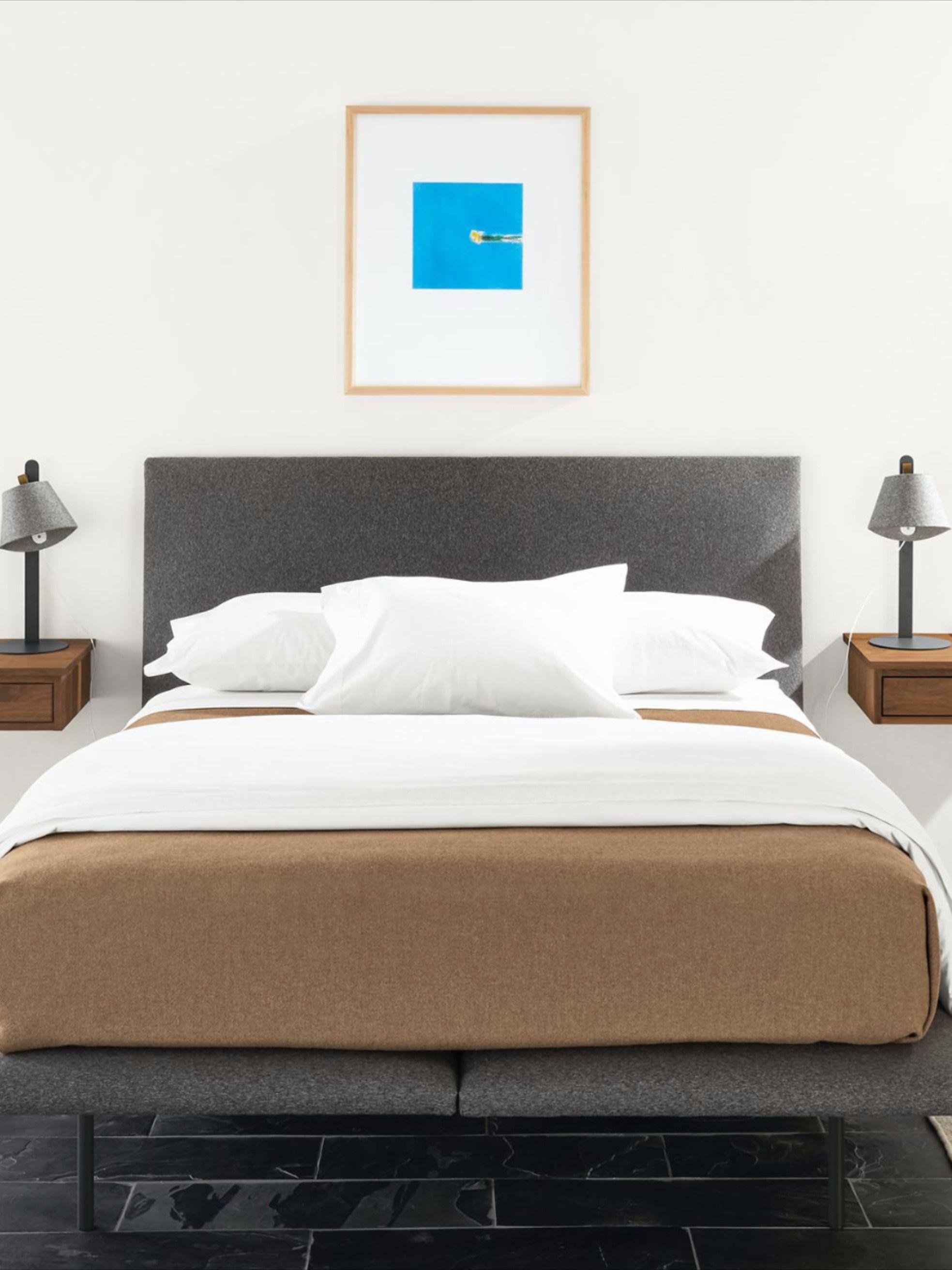 Hanson Bed - Modern & Contemporary Beds - Modern Bedroom ...