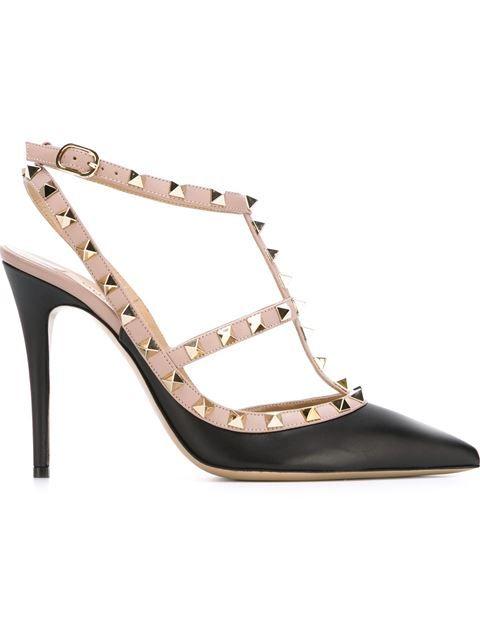 Rockstud Zapatos De Valentino Tacón Garavani tsrhdQC