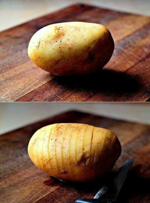 Patatesi böylesi...