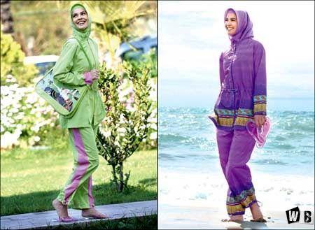 صور ملابس رياضية - ملابس رياضة  للمحجبات - 2014 ملابس رياضة  للمحجبات