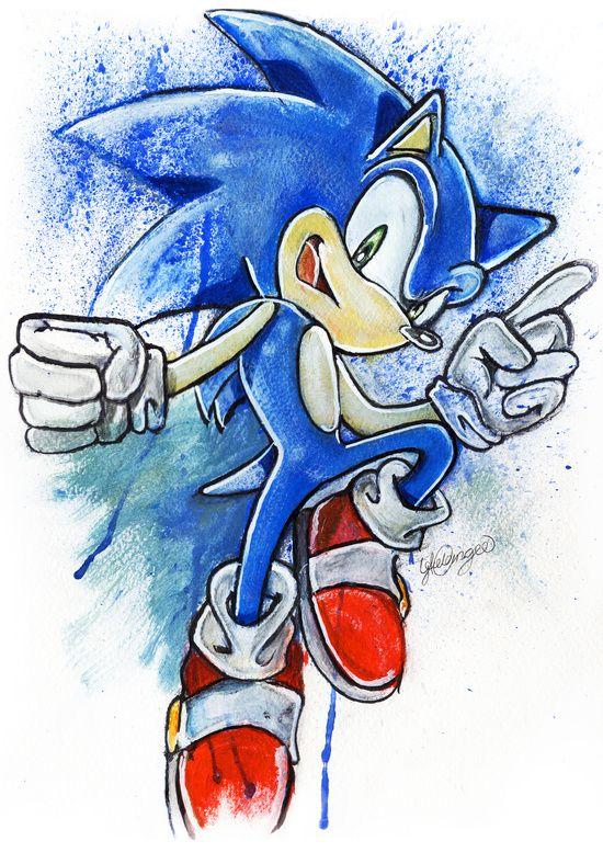 Sonic Hedgehog Sega Desenhos Do Sonic Desenho De Ourico Desenho De Personagens