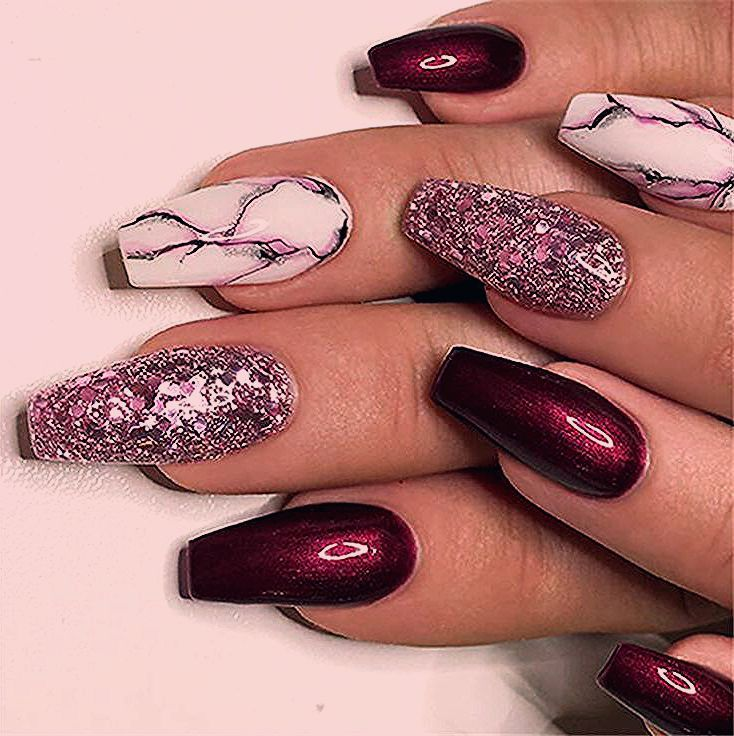 Photo of 50 Elegant coffin nails that you can turn around for – Hazir-WP