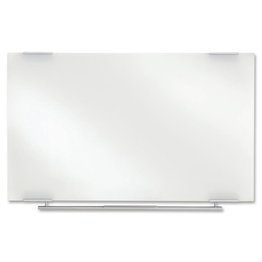 Pizarron blanco de acrilico con marco de aluminio reforzado y en la ...