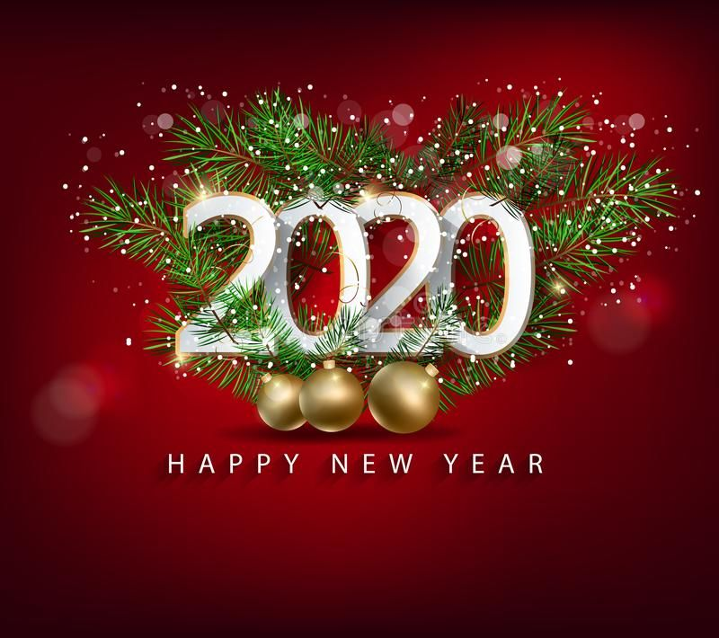 Merry Christmas And Happy New Year 2020 Music Quote Happy New Year 2020, merry christmas. Happy Chinese New Year 2020