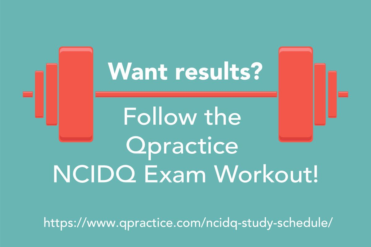 Pin by Qpractice on Beat NCIDQ Overwhelm Study schedule