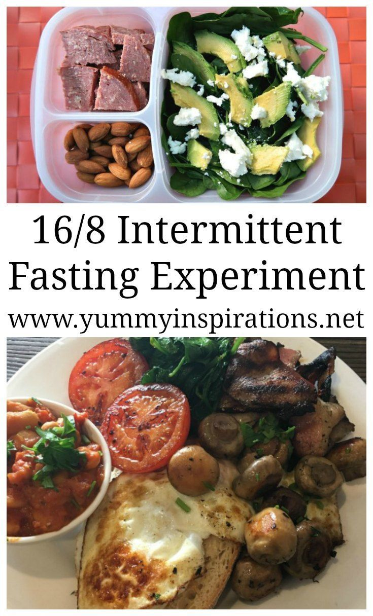 Intermittent Fasting 16/8 - One week experiment and ...