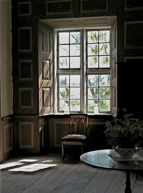 interior shutters...