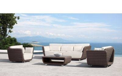 Baidani Badani Rattan Garten Lounge Set Troodos Jetzt bestellen ...