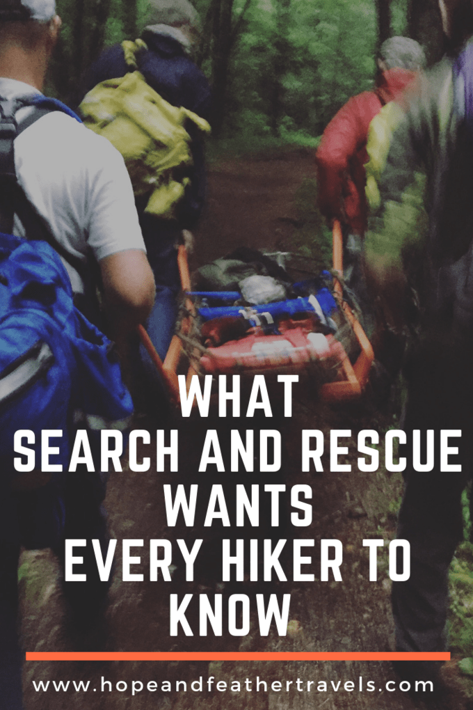 Photo of What Search and Rescue Teams Want Every Hiker to Know – Hope and Feather Travels