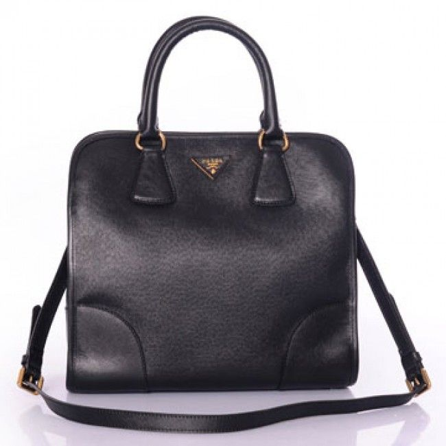 Fashion  Prada BN2082 Handbags in Black Outlet store  fd7b25af8d201