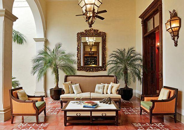 Casa lecanda al aire libre pinterest for Decoracion de casas tipo hacienda