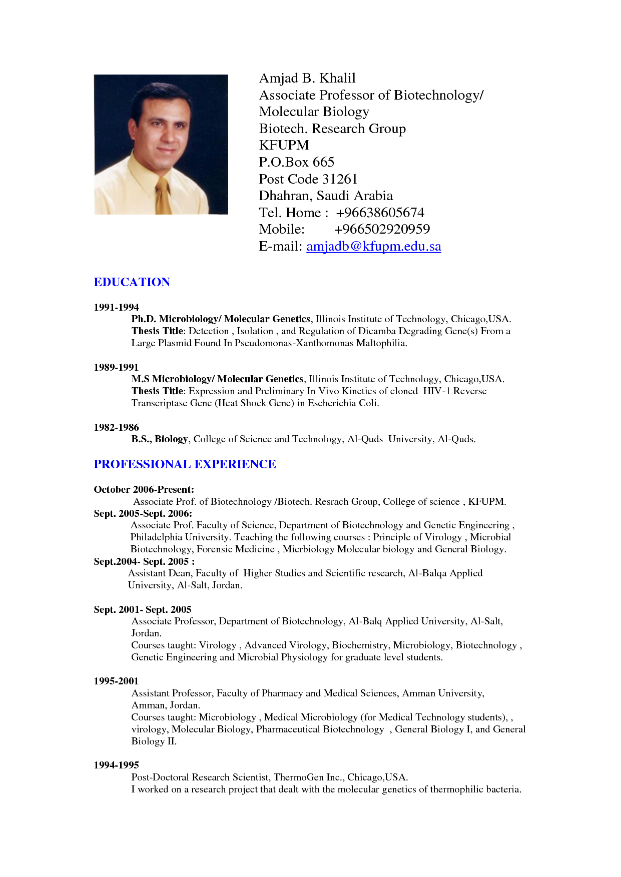 Resume Format Usa Professional Cv Template Download Ndw06Cpn  Chamara  Pinterest