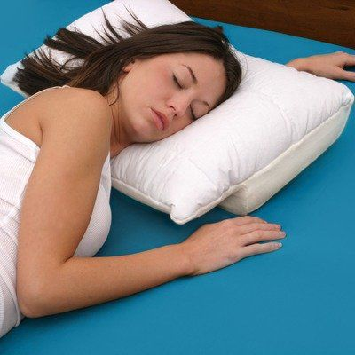 The Arm Sleeper S Pillow Yes Please Sleep Pillow Side Sleeper Pillow Best Pillow