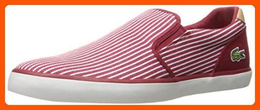 2d84843188cb Lacoste Men s Jouer Slip-on 1171 Casual Shoe Fashion Sneaker