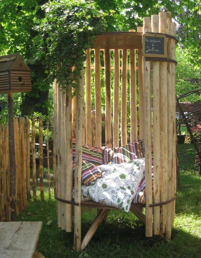 20 id es de coin zen dans votre jardin pour profiter du. Black Bedroom Furniture Sets. Home Design Ideas