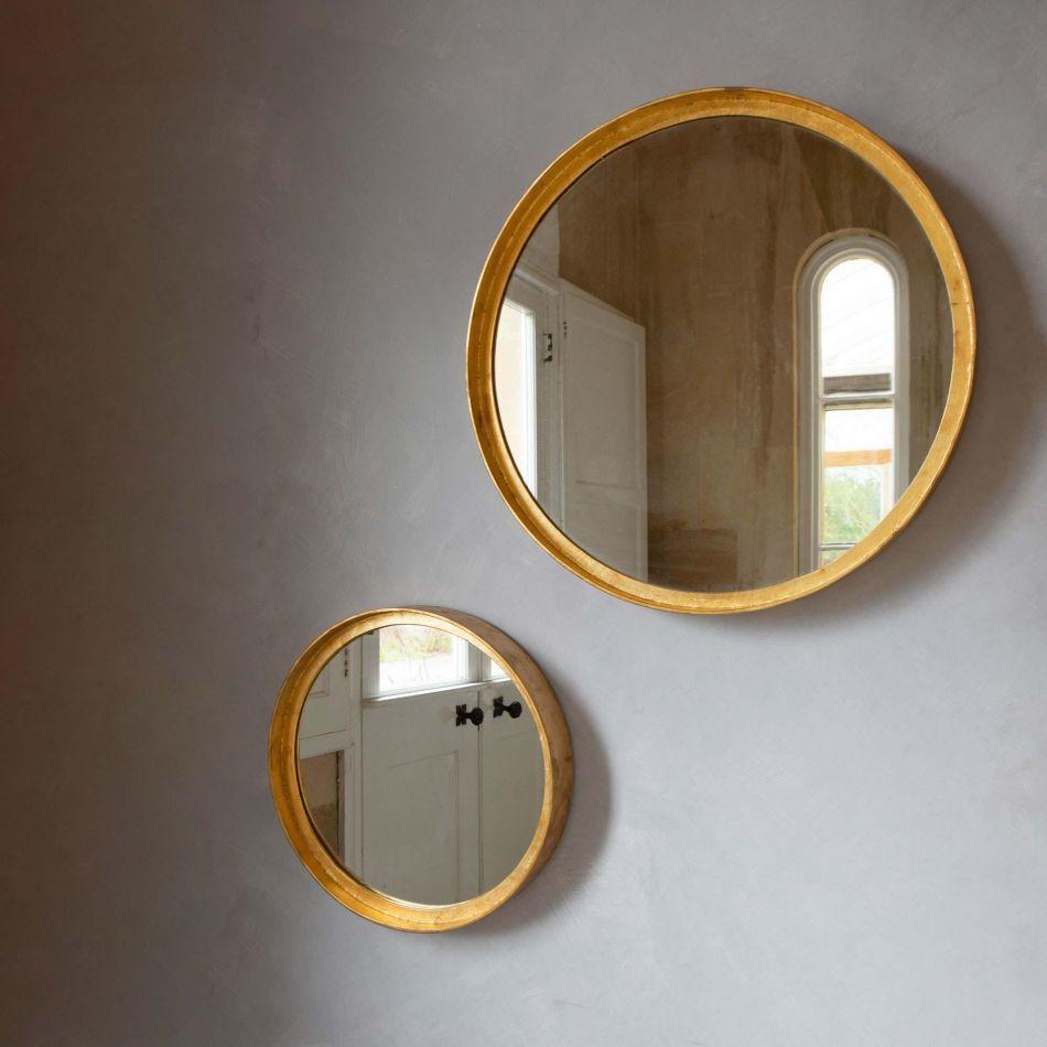 Round Gold Mirrors Graham Green Round Gold Mirror Mirror Gold Mirror