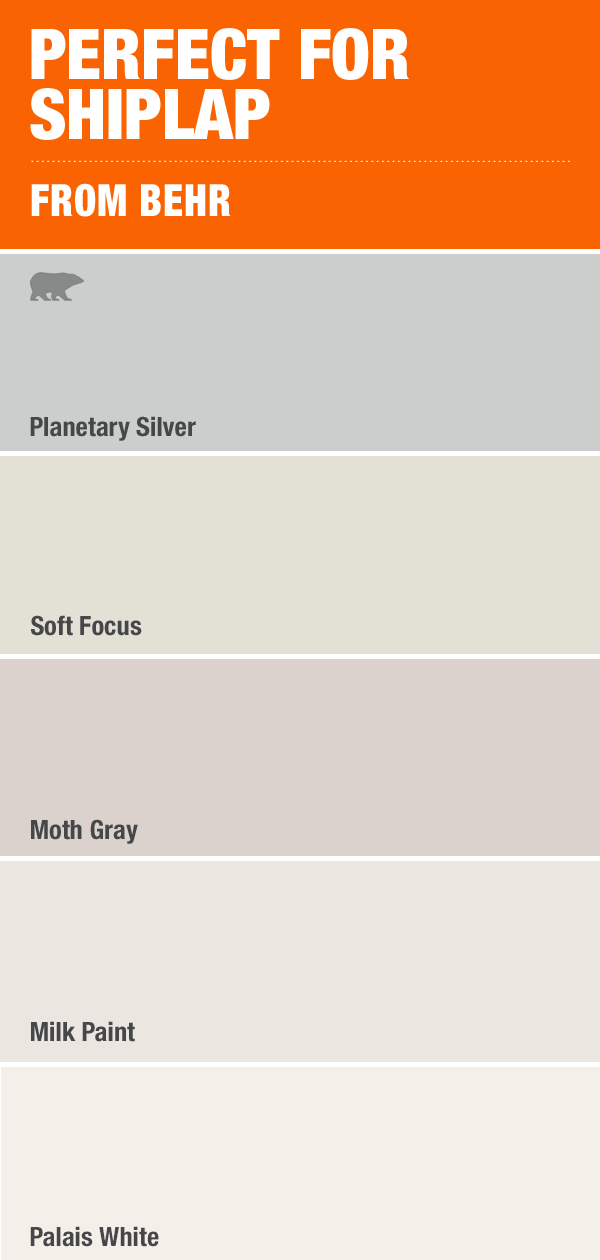 Perfect For Shiplap Trending Paint Colors Paint Trends Farmhouse Paint Colors