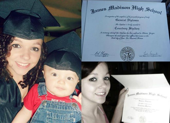 James Madison Online High School Login >> Pin By Ashworth College On Proud Graduates High School Diploma