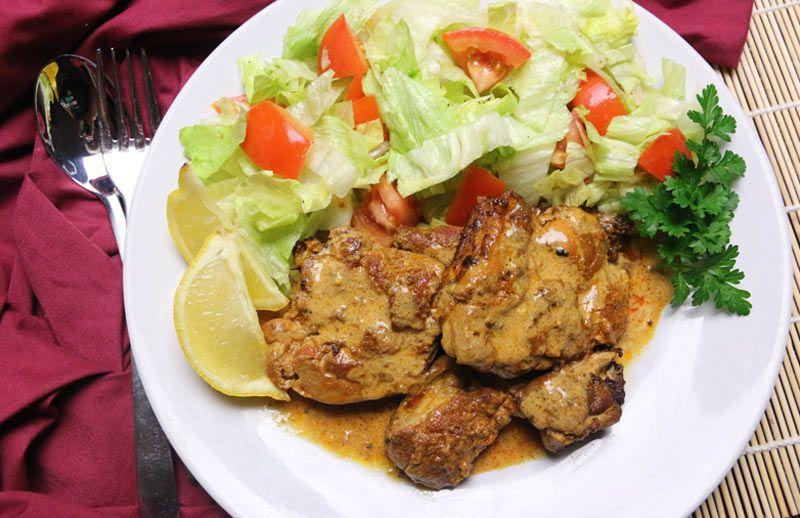 Diabetic recipe tandoori slow coooked chicken food indian diabetic recipe tandoori slow coooked chicken indian food recipesdiabetic recipeshealthy forumfinder Images