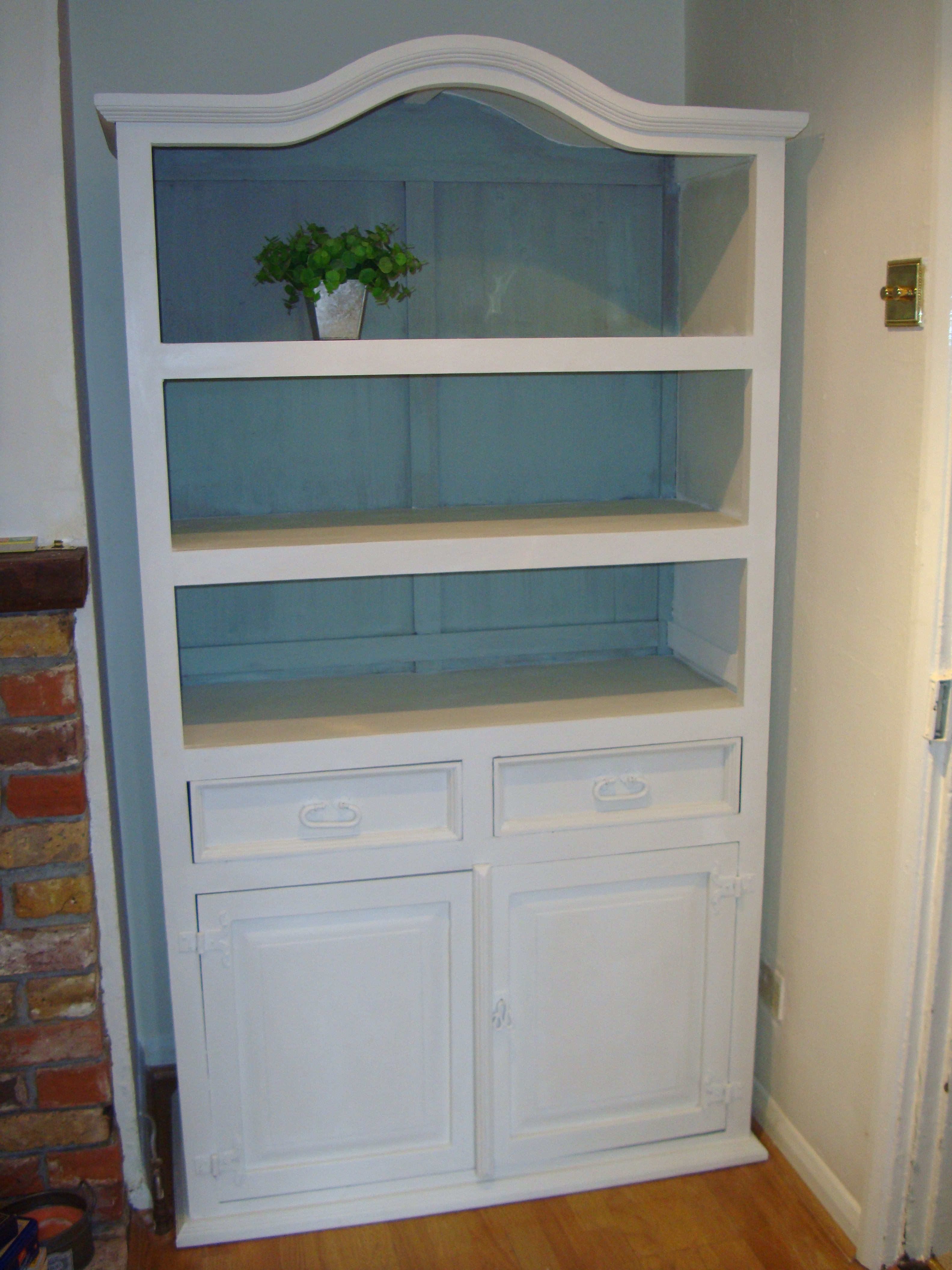 Mexican Pine Dresser Painted With Annie Sloan Chalk Paints