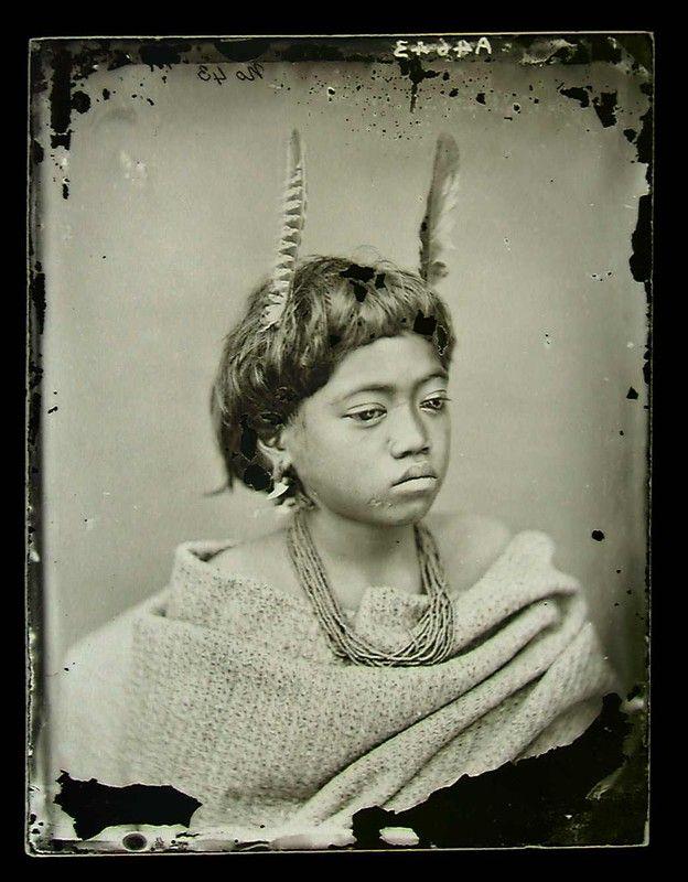 Maori Child Circa 1865 My Ancestors Pinterest Cultura And - Tribus-maories