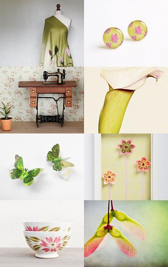 Spring 1 by maya ben cohen on Etsy--Pinned with TreasuryPin.com