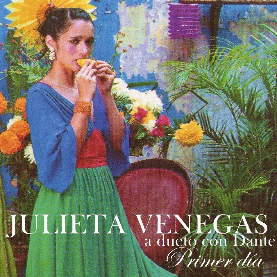 Carátula Frontal de Julieta Venegas - Primer Dia (Cd Single)