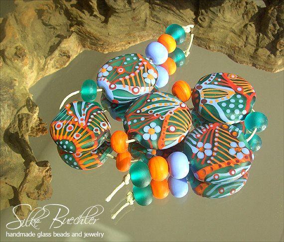 BrisingBeads Designs: Bead Porn, Lampwork Edition
