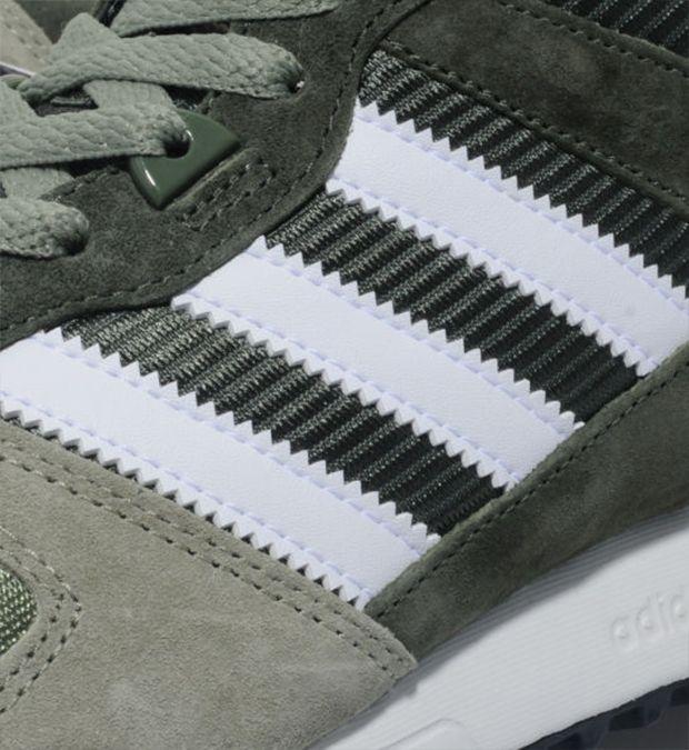 Adidas zx 700 carpa verde blanco 3 Adidas Originals Pinterest