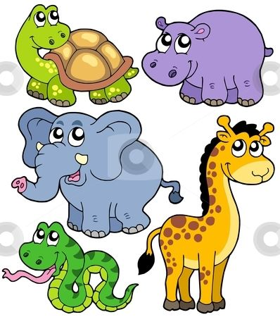 zoo animal letter fonts clipart free clip art images clip art rh pinterest co uk zoo animals clip art pictures free zoo animal clip art printables free
