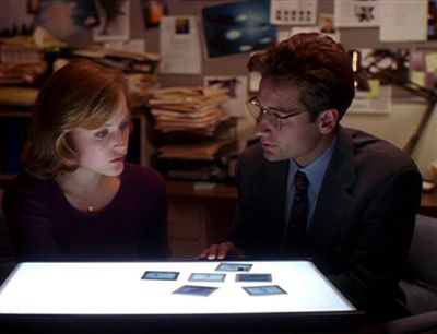 the x-files 'squeeze'