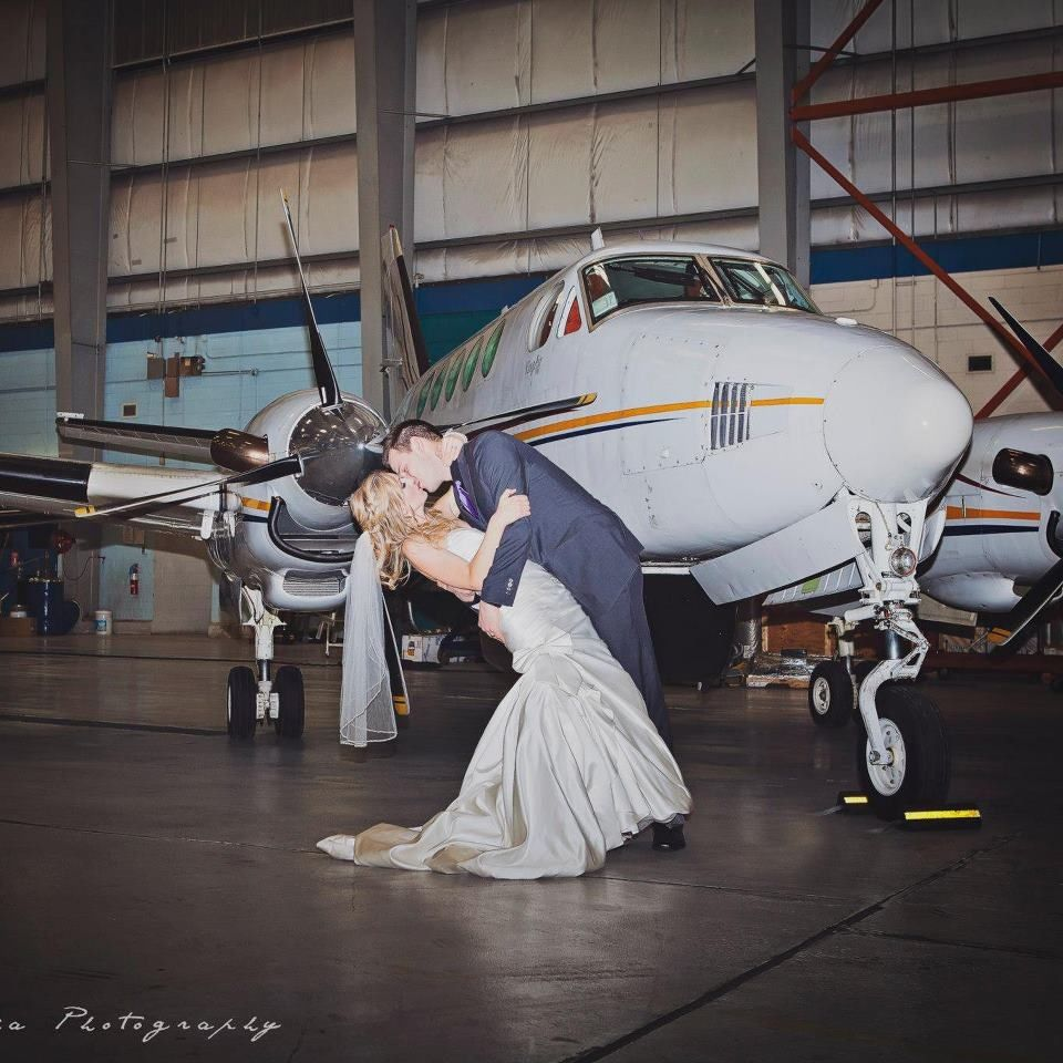Obviously Need Aviation-theme To Our Wedding Pix