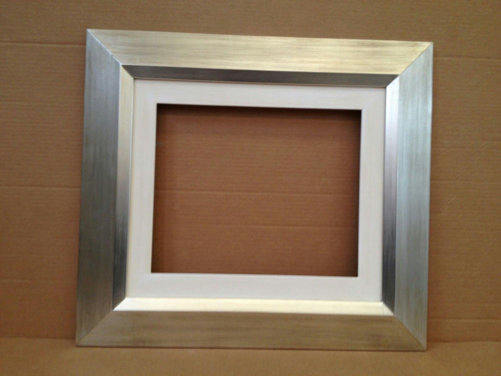 Marco para cuadro madera pinterest marcos para for Marcos para espejos grandes modernos
