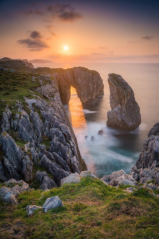 10 paisajes de ensueño en Asturias