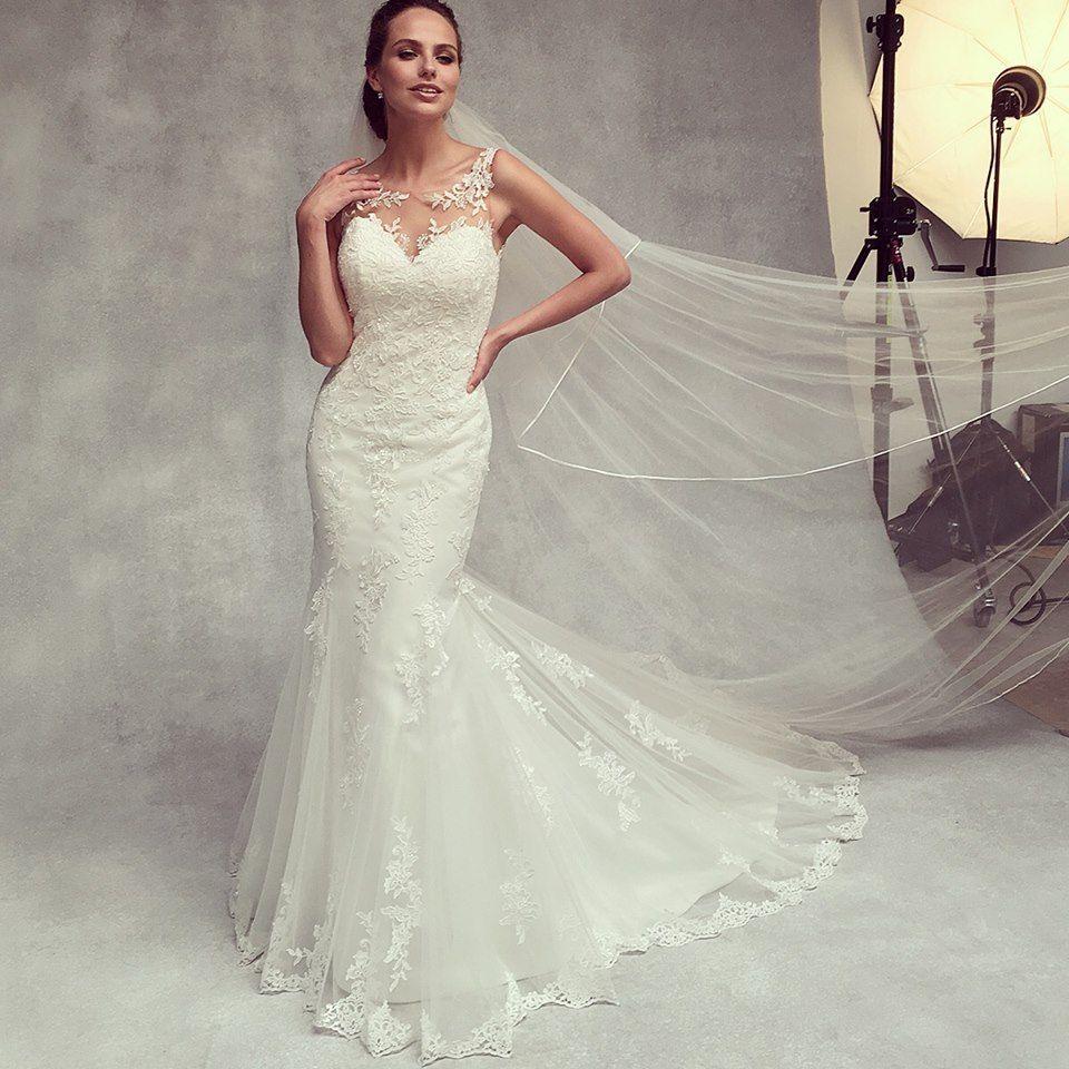 Megan Wedding Dress: The Sensational New Wedding Dress 'Megan' By Anna Sorrano