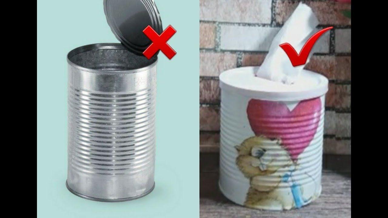 اصنع ديكورات راءعة لبيتك من اشياء الكل يرميها في الزبالة اعادة التدوير ا Decorative Jars Jar Diy