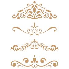 Resultado de imagen de cenefas decorativas para pintar cenefas decorativas pinterest - Dibujos de cenefas para pintar ...