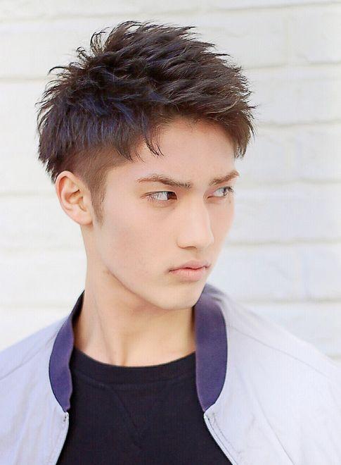 Korean men hairstyle」おしゃれまとめの人気アイデア