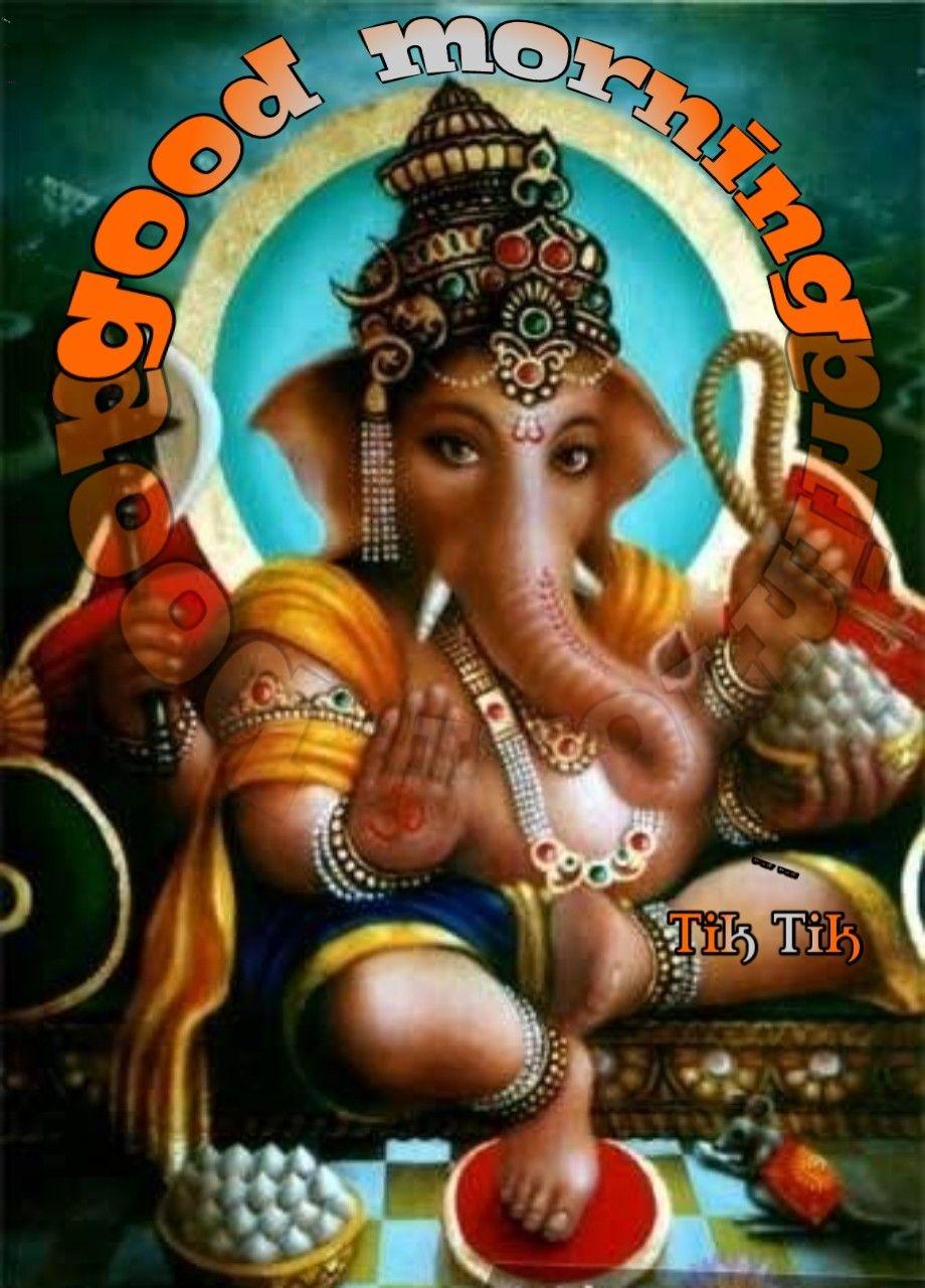Vinayagar Sahasranaman Vishnu New Good Morning Tik Tik Ithayathudippu 2019 Good Morning Images Tiktik Morning Images