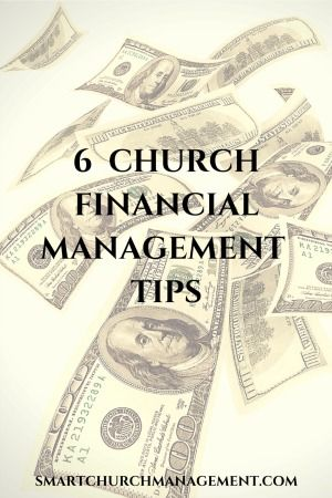 How To Manage Church Money
