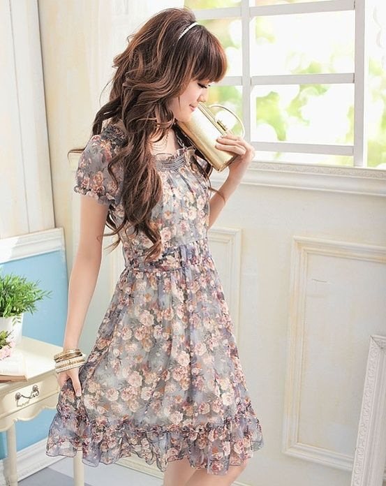 ae32728f21a2d 15 best outfits with modest dresses knee length | Dresses and Skirts ...