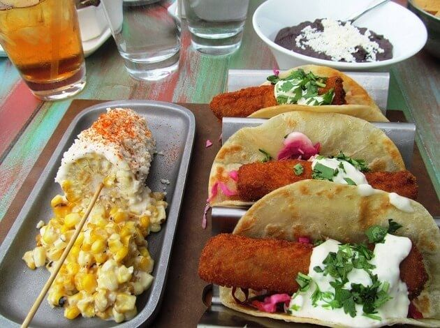 Best Mexican Restaurants In Bangalore Fast Healthy Meals Mexican Side Dishes Food