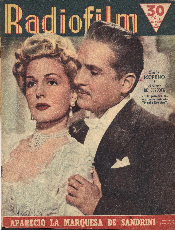 Resultado de imagen de Radiofilm (Revista) 1949
